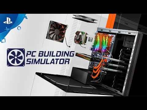PC Building Simulator - Official Trailer   PS4