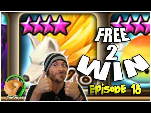 SUMMONERS WAR : FREE-2-WIN - Episode Eighteen