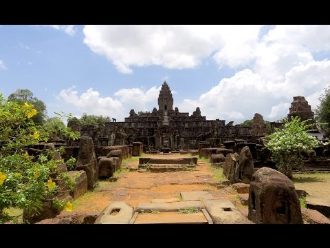 Bakong Temple in Cambodia | Attraction in Siem Reap Province