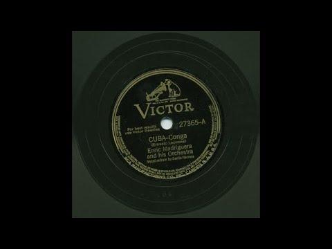 Enric Madriguera - Cuba - Victor 27365-A