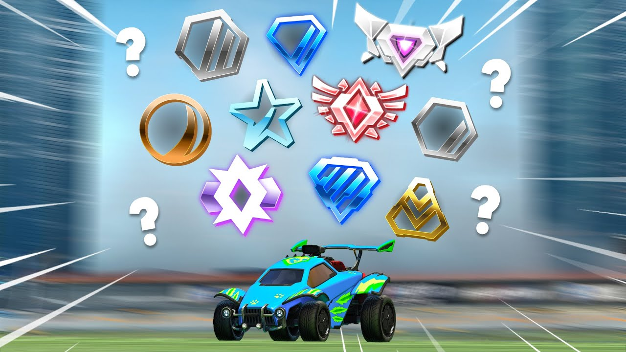 I figured out which Rocket League rank is actually the best...