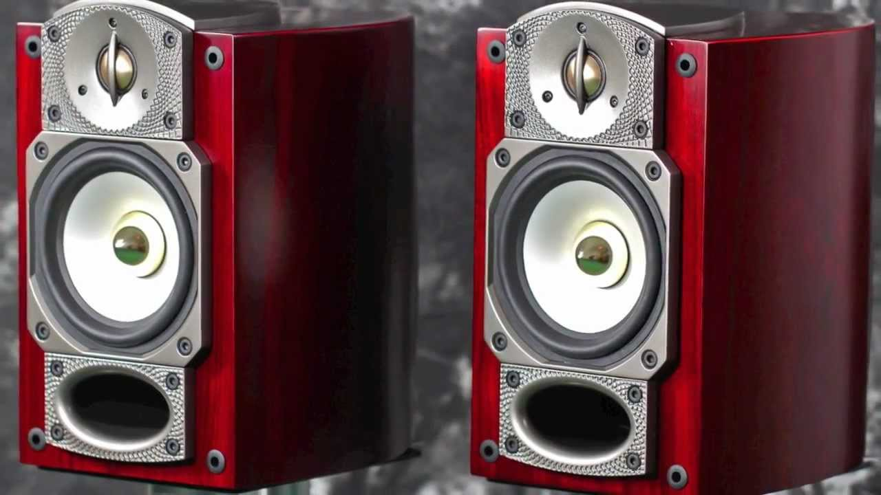 Stereo Design Paradigm Studio 10 V5 Bookshelf Speakers In HD