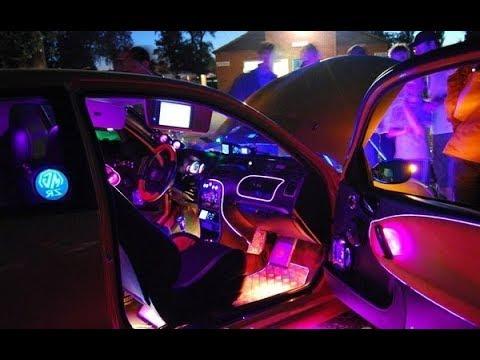 Как правильно, подключить подсветку салона автомобиля.