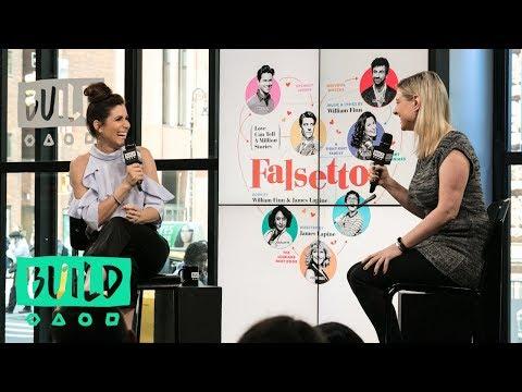 """Stephanie J. Block Speaks On Broadway Show """"Falsettos"""""""