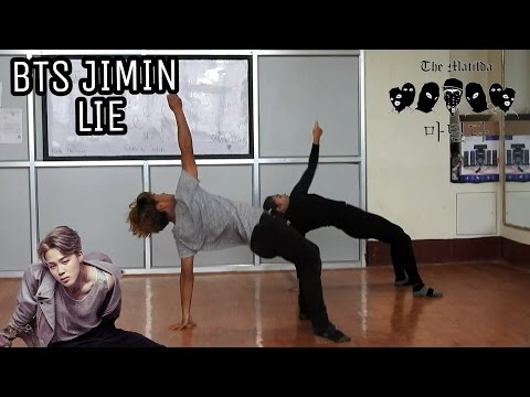 BTS (방탄소년단) Jimin- LIE[Cover by The Matilda]