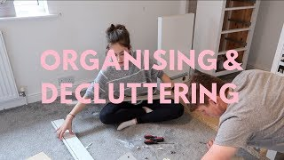 ORGANISING & DECLUTTERING MY ROOM | Deep Cleaning