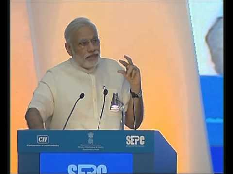 PM Modi's speech at the inauguration of Global Exhibition on Services