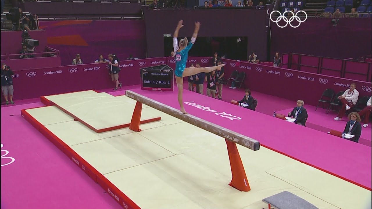 Gymnastics Artistic Women's Qualification -  London 2012 Olympic Games Highlights