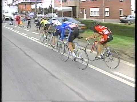 de ronde van Vlaanderen 1994 Gianni Bugno