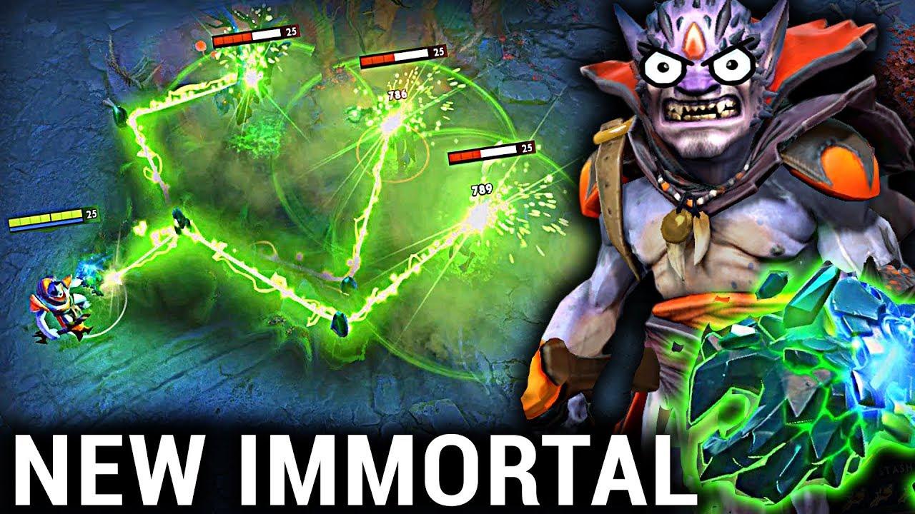 Dota 2 Immortal 15: NEW IMMORTAL LION BATTLE PASS LEVEL 255 Patch 7.15 DOTA 2