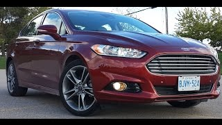 2014 Ford Fusion Titanium overview!