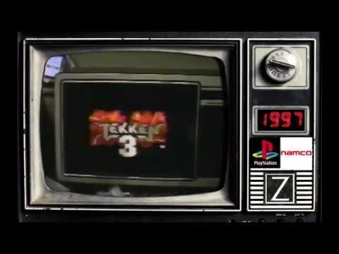 Tekken 3 1997  TV Advert  Playstation & Arcade