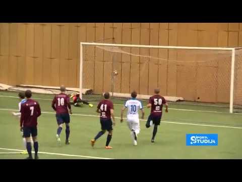 """""""RFS"""" Ziemas kausa izcīņā ar 3-1 pieveic FK """"Jelgava"""""""