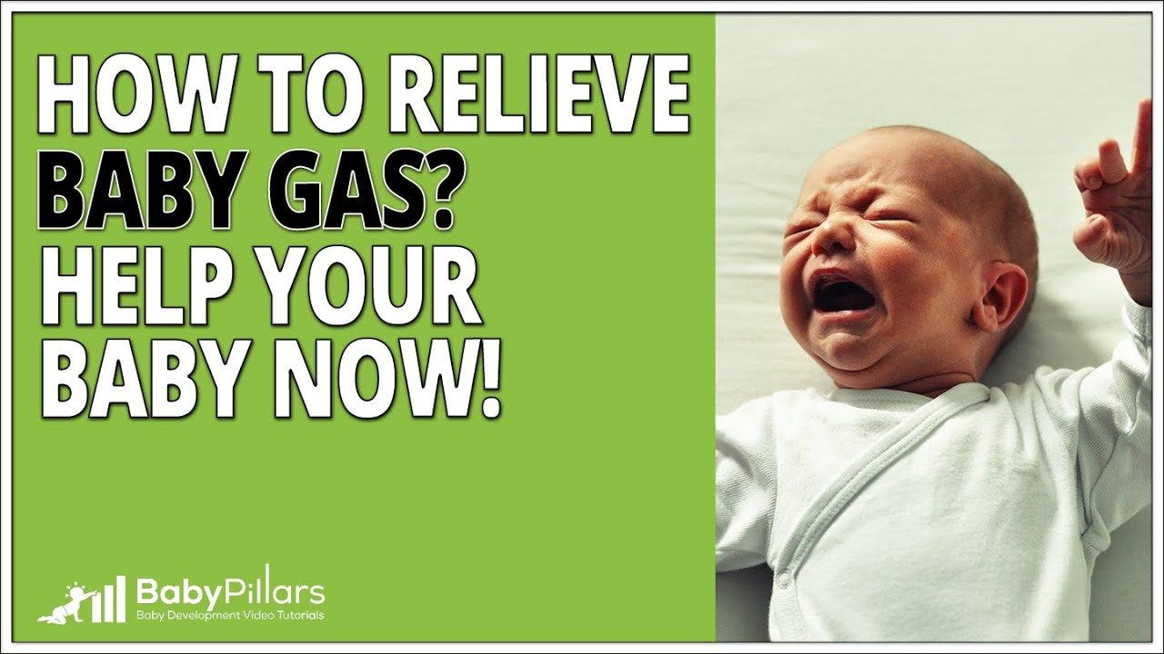 how to relieve baby gas? what should you know and how to help? intro