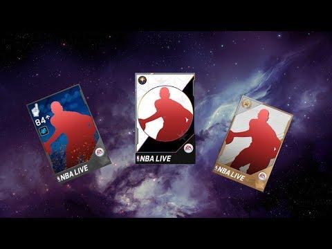 INSANE 86+ PULL!!! (Crazy Elite Packs) - NBA Live Mobile