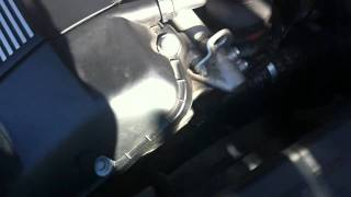 bmw e46 rough idle and drive