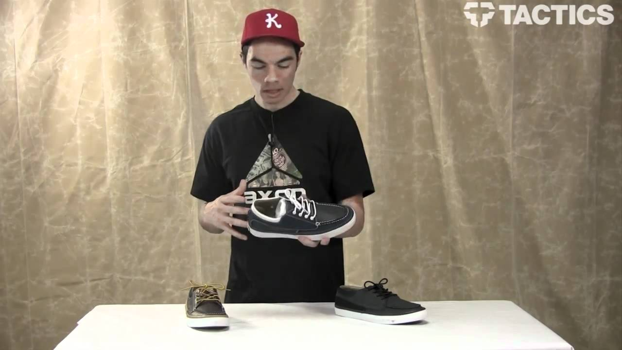 a71d0e895e0 Vans OTW Cobern Review - Tactics.com - YouTube