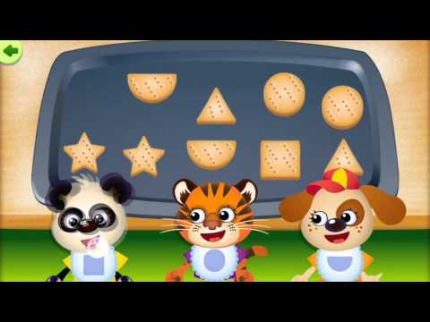 Funny Food: Learning Games For Kid logic, memory, attention, cognitive thinking.