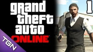 grand theft auto online let s play thai 01 มาป ปโดนป ป by lung p jerry