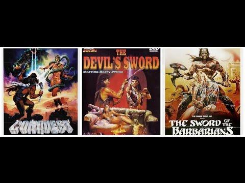 Obscure Sword & Sorcery Films - Part 1