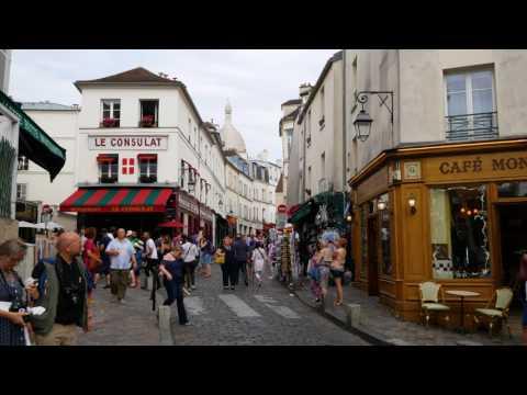 Paris - Montmartre - 4K