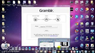 برنامج Gramblr لرفع الصور من الكمبيوتر الى الانستقرام