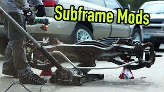 SUBARU DRIFT BUILD |2| Ford 8.8 Mockup