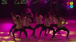 Bollywood x Hip Hop Dance by Hansraj College's Oorja   Rendezvous 2018
