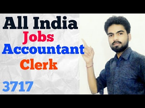 Indian Audit and Account Department Recruitment 2017 for Auditor/ Accountant / Clerk Jobs