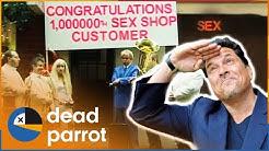 1,000,000th Sex Shop Customer - Trigger Happy TV