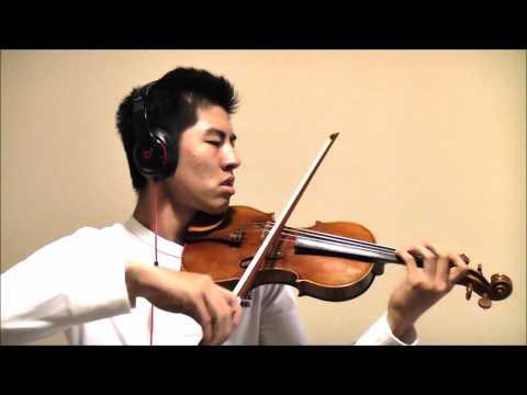 Coldplay   Sky Full Of Stars   Jeff Jin   Violin Cover