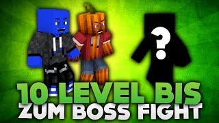 10 LEVEL BIS ZUM BOSS FIGHT! | DieBuddiesZocken