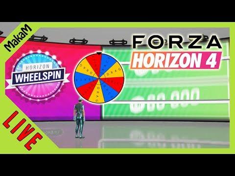 Dupla Wheelspin Tuning! #3 | Forza horizon 4 | LIVE! thumbnail