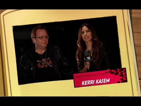 Kerri Kasem Interviews Guitar Center's Dave Weiderman about John Spicer