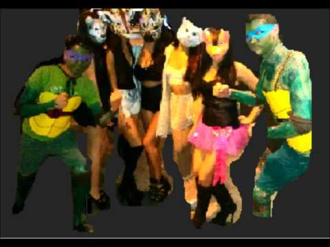 TMNT and the Party Animals