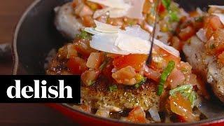 Bruschetta Chicken   Delish