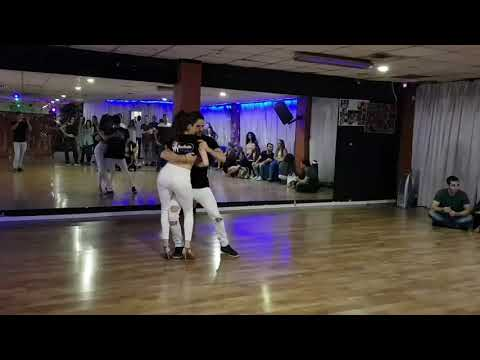 Bachata dance by ofir and ofri // Vuelve be vicky corbacho