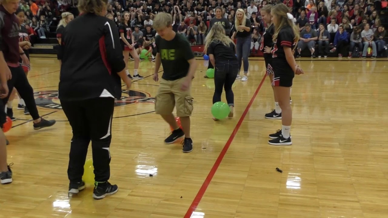 Fun Pep Rally Games For Middle School Fun Guest