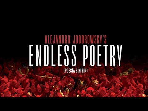 Endless Poetry [Poesía sin fin] (Official Trailer) | ABKCO Films