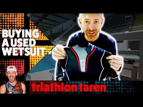 HOW TO BUY a used triathlon wetsuit | PURPLEPATCH FITNESS San Francisco Camp Day 1