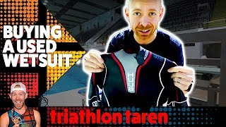 HOW TO BUY a used triathlon wetsuit   PURPLEPATCH FITNESS San Francisc