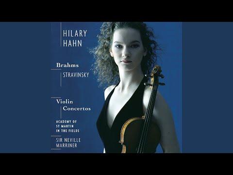Violin Concerto in D Major: IV. Capriccio