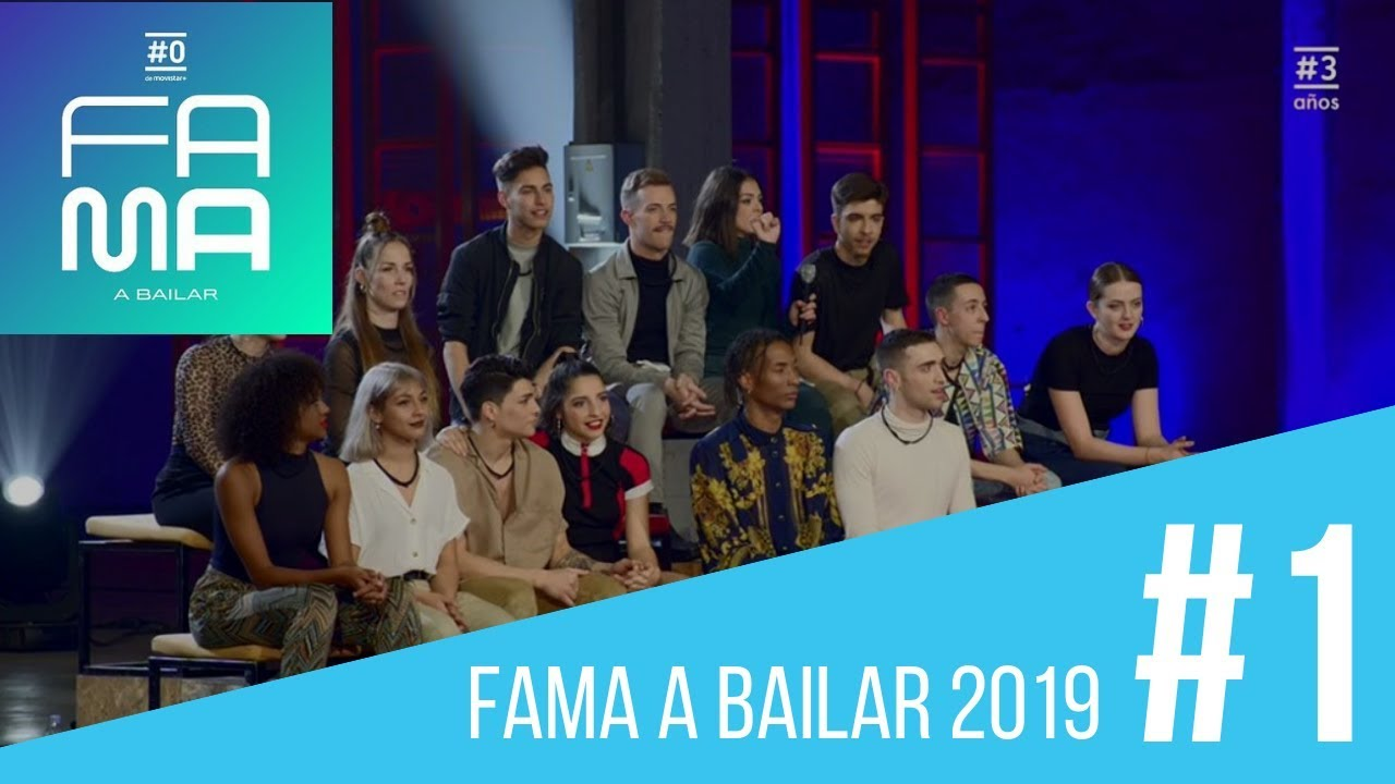 Fama A Bailar 0 2019 Gala 1 Análisis Los 16 Concursantes Youtube