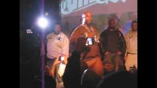 Dmx ft. Swizz Beatz - Get it on the Floor live HD