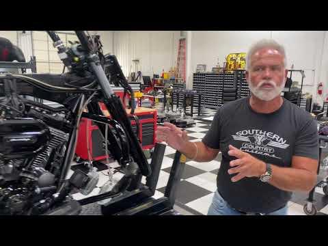 Harley Davidson. Build a custom bike like these.