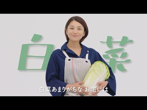 小池栄子 CookDo CM スチル画像。CM動画を再生できます。
