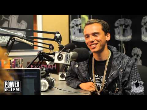 Logic talks signing to Def Jam, meeting Nas & becoming the best in rap