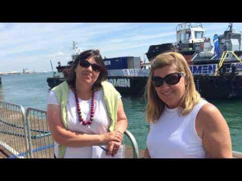 H2O Show podcast: Seawork 2015