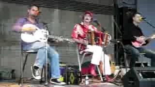 International Cajun Trio beim Völklinger Hüttenjazz