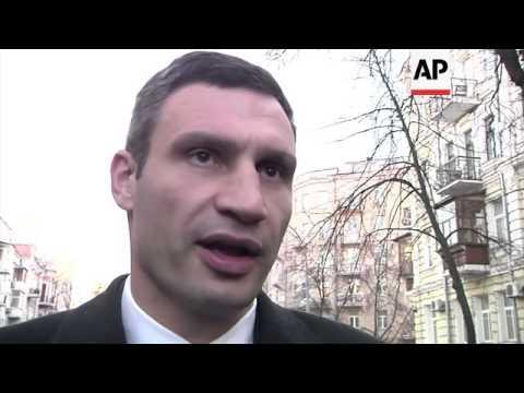 Klitschko comments after